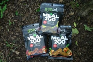Greenbelly Meals meal bars