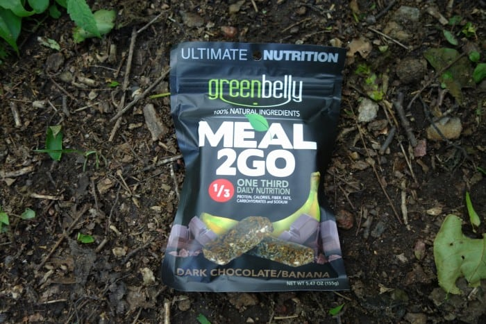 Greenbelly Meal2Go Dark Chocolate/Banana