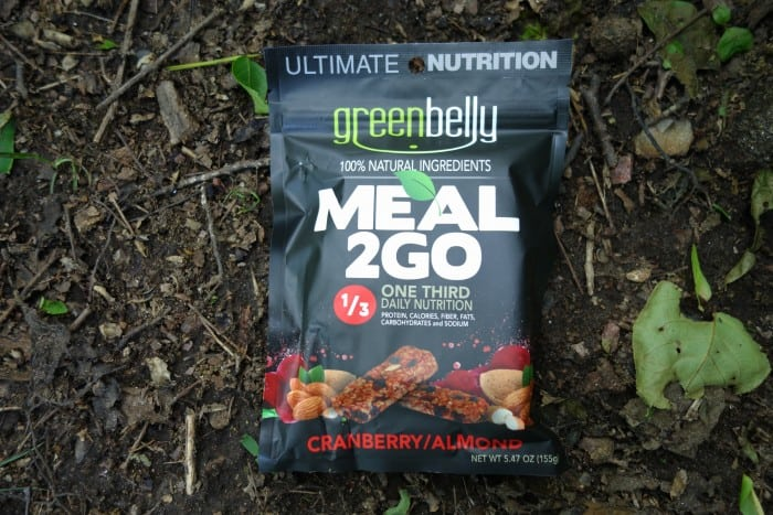 Greenbelly Meal2Go Cranberry/Almond