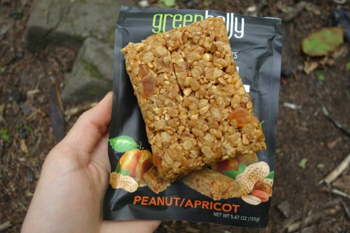 Greenbelly Meal2Go Peanut/Apricot