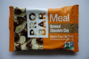 Oatmeal Chocolate Chip Probar Meal Bar