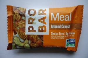 Almond Crunch Probar Meal Bar