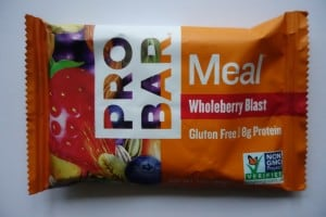 Wholeberry Blast Probar Meal Bar