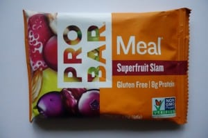 Superfruit Slam Probar Meal Bar