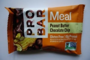 Peanut Butter Chocolate Chip Probar Meal Bar