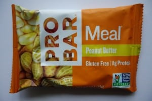 Peanut Butter Probar Meal Bar