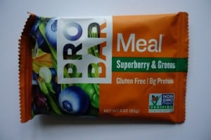 Superberry and Greens Probar Meal Bar