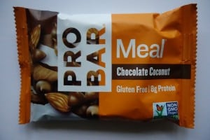 Chocolate Coconut Probar Meal Bar