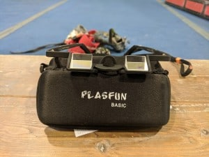Y&Y Plasfun Basic Belay Glasses