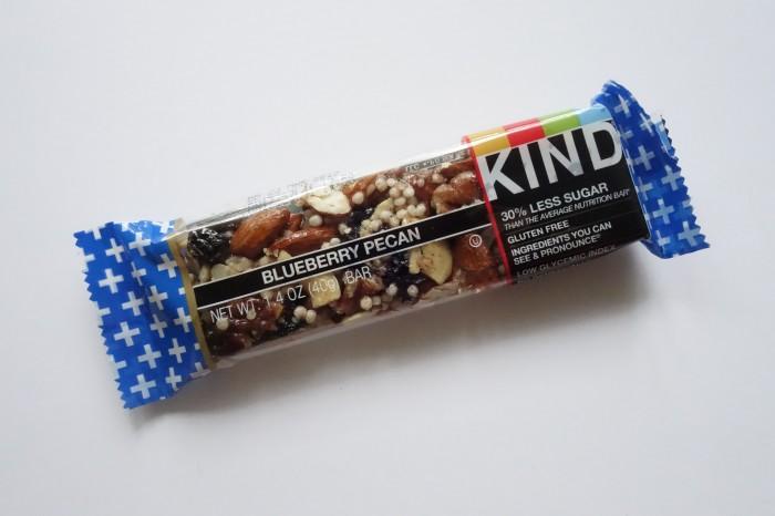 Blueberry Pecan Kind Bar