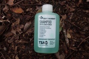Sea to Summit Shampoo with Conditioner