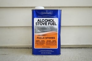 Crown Alcohol Stove Fuel