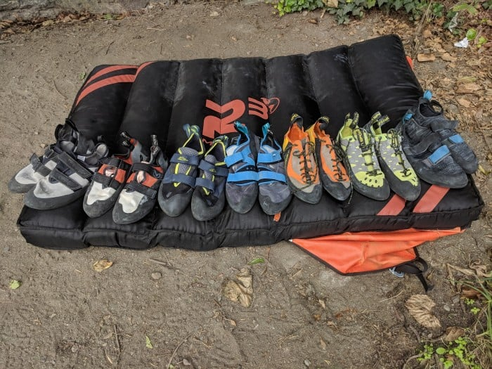 The best beginner climbing shoes