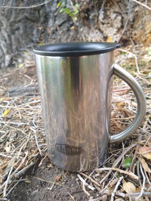 GSI Outdoors Glacier Stainless Steel Camp Cup