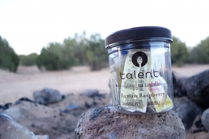 Talenti jar for cold soaking