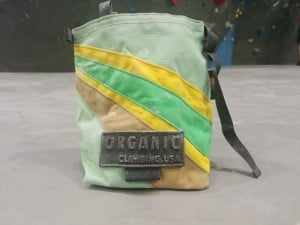 Organic Lunch Bag Chalk Bucket