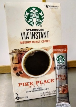 Starbucks VIA Instant Pike Place Roast