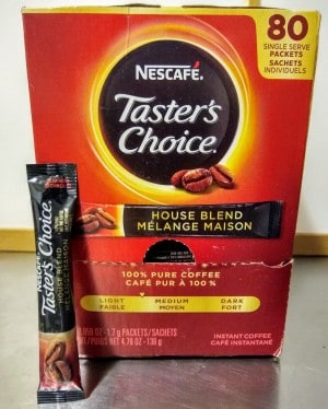 Nescafe Taster's Choice House Blend