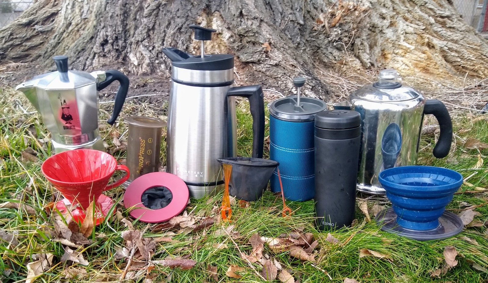 10 Best Coffee Makers For Camping Backpacking In 2020 99boulders