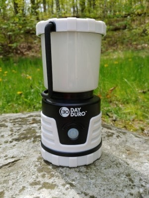UST 30-Day Duro LED Lantern GLO