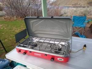 Camp Chef Everest 2-Burner Camping Stove