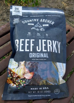 Country Archer Original Beef Jerky