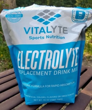 Vitalyte Electrolyte Replacement Drink Mix - Cool Citrus