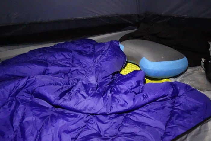 Backpacking with the Therm-a-Rest ZLite Sol sleeping pad