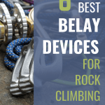 6 best belay devices pin