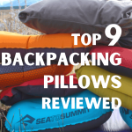 Best backpacking pillows pin